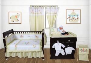 מצעים לחדר תינוקות- ציפי דבש